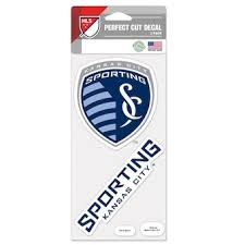 Sporting Kansas City Stickers Sporting Kc Bumper Sticker Car Decal Fansedge