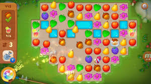 gardenscapes level 445 how to beat