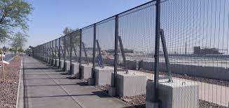 Welded Mesh Fencing System Ambitions Metal Products Llc