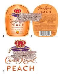 Crown Royal Peach Waterslide Designs By Us Llc