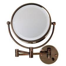 antique bronze vanity mirrors