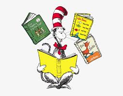 dr seuss reading clipart 5 by james