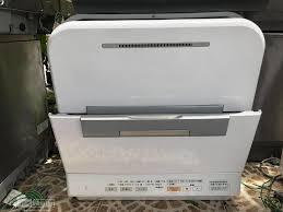 Máy rửa chén Panasonic NP-TM1- model 2009 rửa được 6 bộ chén bát