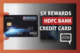 5x rewards with hdfc bank credit cards