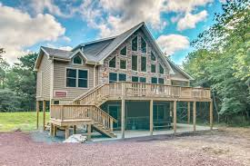 7 bed luxury cabins in poconos book a