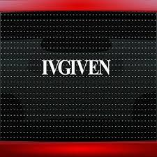 Forgiven 3 Christian Car Decal Truck Window Vinyl Sticker Jesus 20 Colors Ebay