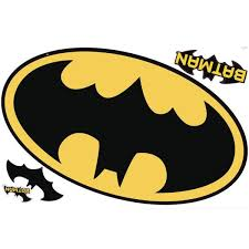 Roommates 5 In X 19 In Batman Logo Dry Erase Peel And Stick Giant Wall Decal Rmk2623slm The Home Depot