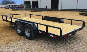 utility trailer pliant