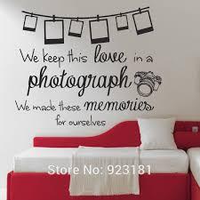 Ed Sheeran Photograph Lyrics Quote 624 Wall Sticker Design Wall Stickers Bedroom Wall Sticker