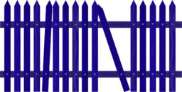 Broken Picket Fence Clipart I2clipart Royalty Free Public Domain Clipart