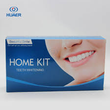 china teeth whitening kit homemade