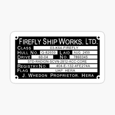 Firefly Stickers Redbubble