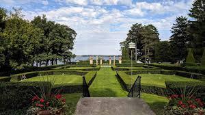 40 public gardens around rochester