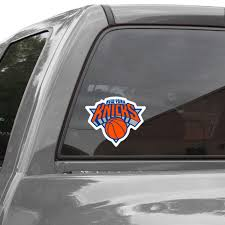 New York Knicks Wincraft 8 X 8 Color Decal