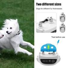 Wireless Electric Dog Pet Fence Containment System With Multiple Colla Turbouplift