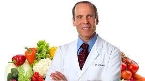 with borscht belt humor nutrition guru