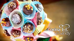 Bombones De Chocolate Y Coco En Recetas Faciles Youtube