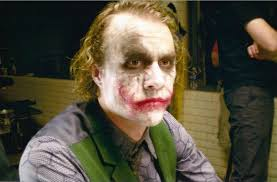 jokers makeup for the dark knight