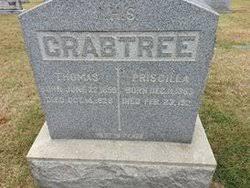 Priscilla Harrison Crabtree (1863-1927) - Find A Grave Memorial