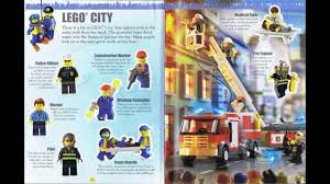 2010 LEGO Minifigure Ultimate Stickers Collection Book Page - LEGO ...