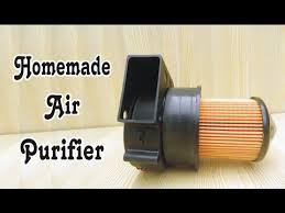 how to make homemade air purifier you