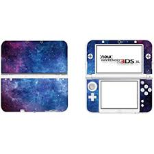 Amazon Com Skinown Vinyl Cover Decals Skin Sticker For New 3ds Xl Nebula Computers Accessories