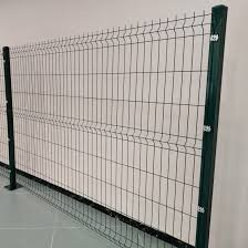 China China Supplier Quality Pvc Garden 3d Folding Wire Mesh Security Fence Panel Factory And Manufacturers Xinhai