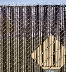 Ez Slat 6 Single Wall Chain Link Fence Slats At Menards
