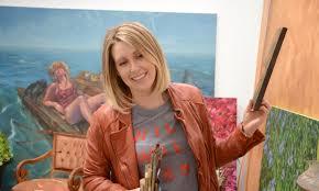 Art & Life with Robin Johnson - Voyage LA Magazine | LA City Guide