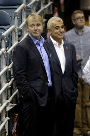 Wesley Edens, Marc Lasry - Wesley Edens Photos - Milwaukee Bucks Introduce  Jason Kidd - Zimbio