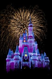 cinderella castle wallpaper posted by