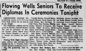 1959 graduation - Newspapers.com