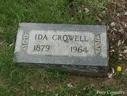 Ida Fisher Crowell (1879-1964) - Find A Grave Memorial