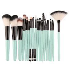 makeup brushes tools powder