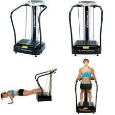 confidence fitness vibration platform