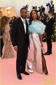 Dominic West & Chiwetel Ejiofor Bring Special Dates to Met Gala 2019!:  Photo 4286171 | 2019 Met Gala, Chiwetel Ejiofor, Chris Rock, Desiree  Gruber, Dominic West, Frances Aaternir, Kyle MacLachlan, Martha West,