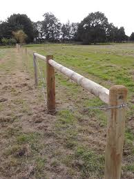 In The Park This Week Renewing Stock Fencing In Polo Field Charlecote Park Uncovered