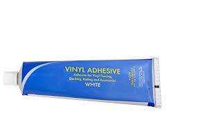 Vinyl Adhesive Pvc Glue White 1 5 Oz Buy Online In Mauritius At Desertcart