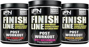 iforce nutrition finish line at
