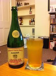 Butford Organics Aurora Perry Review | The Cider Blog