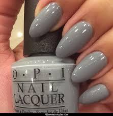 most por fall gel nail colors