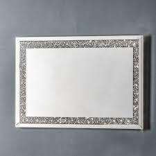 rectangular mirror 80cm x 100cm