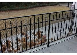 Brown Vinyl Fence Wayfair