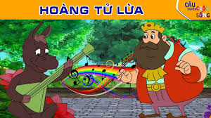 HOÀNG TỬ LỪA - Truyện cổ tích hay nhất - Phim hoạt hình hay - YouTube