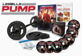 les mills pump workout program