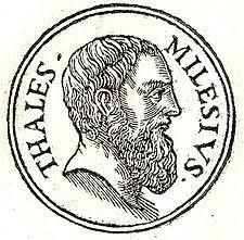 Tales de Mileto - Wikipedia, la enciclopedia libre