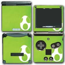 Yoshi Egg Special Edition Super Mario Bros Video Game Vinyl Decal Skin Sticker Cover For Nintendo Gba Sp Gameboy Advance System By Vinyl Skin Designs Amazon Co Uk Pc Video Games