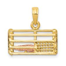 Lobster Trap Pendant Charm Necklace ...