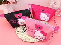 o kitty cosmetic bag make up bags
