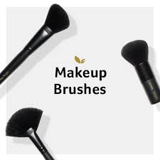 vegan makeup brushes inika organic